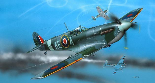 Spitfire Mk.V Revell