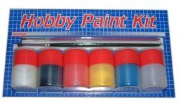 Hobby Paint Kit - matný Agama