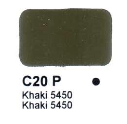 C20 P Khaki CSN 5450 Agama