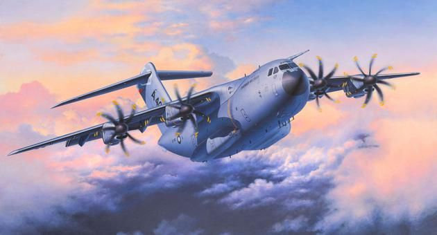 Airbus A400 M Transporte Revell