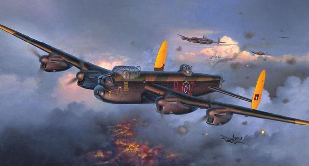Avro Lancaster Mk.I/III Revell