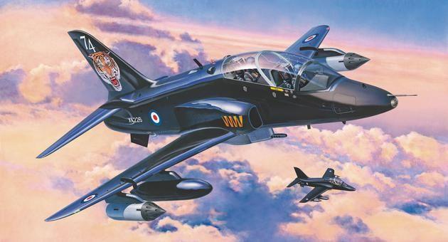 BAe Hawk T.1 Revell
