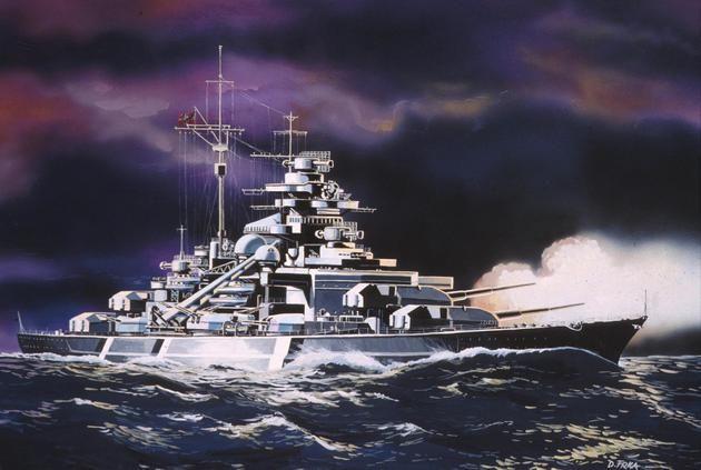 Bismarck Revell
