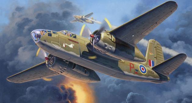 Boston Mk.V / A-20J Revell