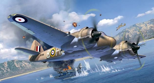 Bristol Beaufighter Mk.IF Revell