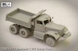 Diamond T 972 Dump Truck IBG models