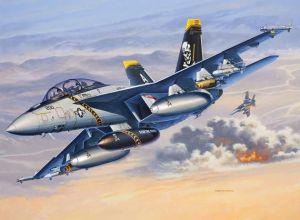 F/A-18F SUPER HORNET twin seater