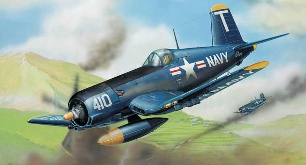F4U-5 Corsair Revell