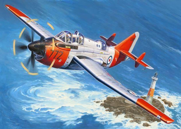 Fairey Gannet T.5 Revell