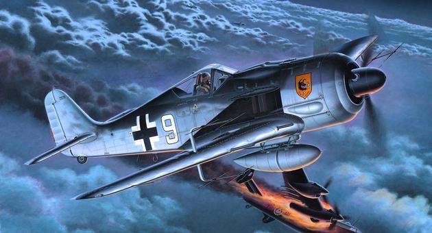 Focke Wulf Fw 190 A-8/R11 Revell