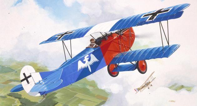 Fokker D VII Revell