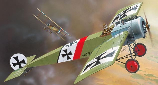 Fokker E.III Revell