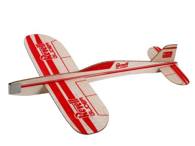 Házedlo s vrtulí - Stratosherer - modely z balsy Revell