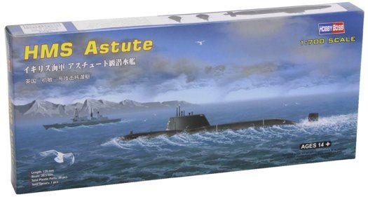 HMS Astute Hobby Boss