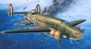 Hudson Mk. I/II Patrol Bomber