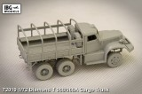 Diamond T 968 Cargo Truck IBG models