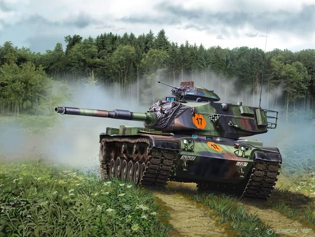 M60 A3 Revell