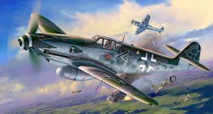 Messerschmitt Bf109 G-10 Erla Bubi Hartmann