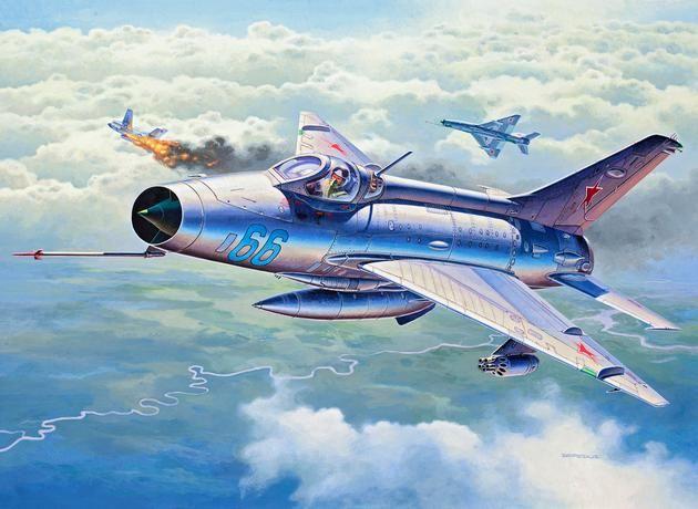 MiG-21 F.13 Revell