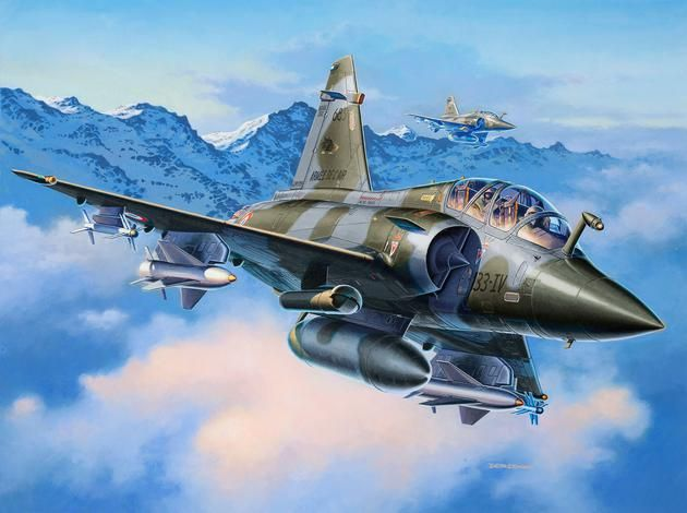 Mirage 2000D Revell