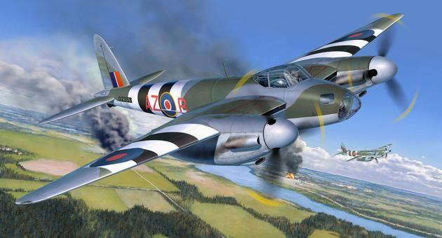 Mosquito Mk. IV Revell