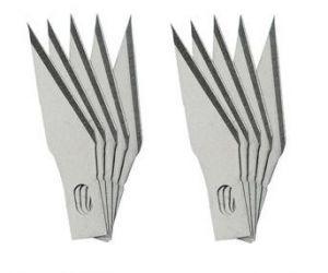 Náhradní čepele pro nůž PD394A PROSKIT 394A