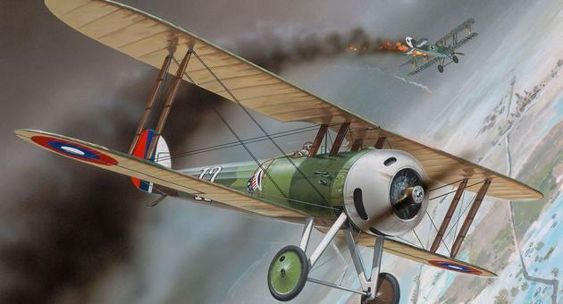 Nieuport N.28 C-1 Revell