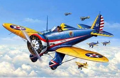 P-26A Peashooter Revell