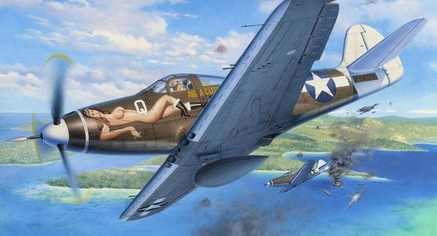 P-39D Airacobra Revell