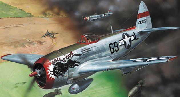 P-47 D Thunderbolt Revell
