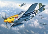 P-51D-5NA Mustang Revell