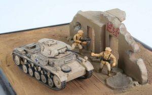 PzKpfw II Ausf.F Revell