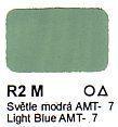 R2 M Světle modrá ATM-7