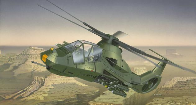 RAH.66 Comanche Revell