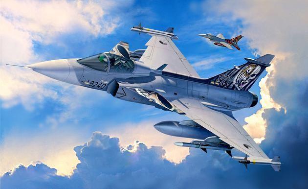 Saab JAS 39C Gripen Revell