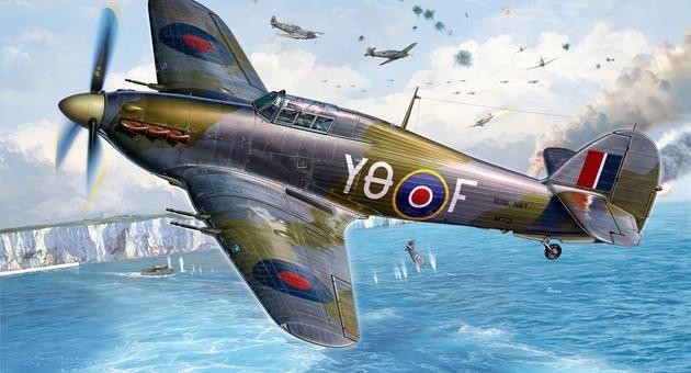 Sea Hurricane Mk.II C Revell