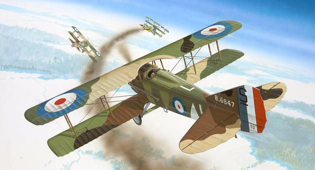 Spad XIII C-1 Revell