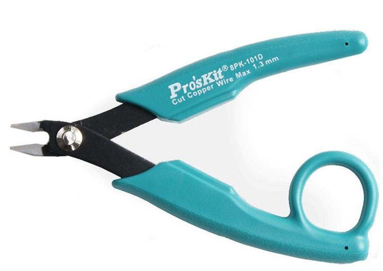 Precizní štípací kleště 125mm Proskit