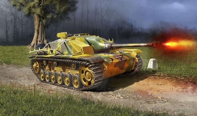 StuG 40 Ausf. G Revell
