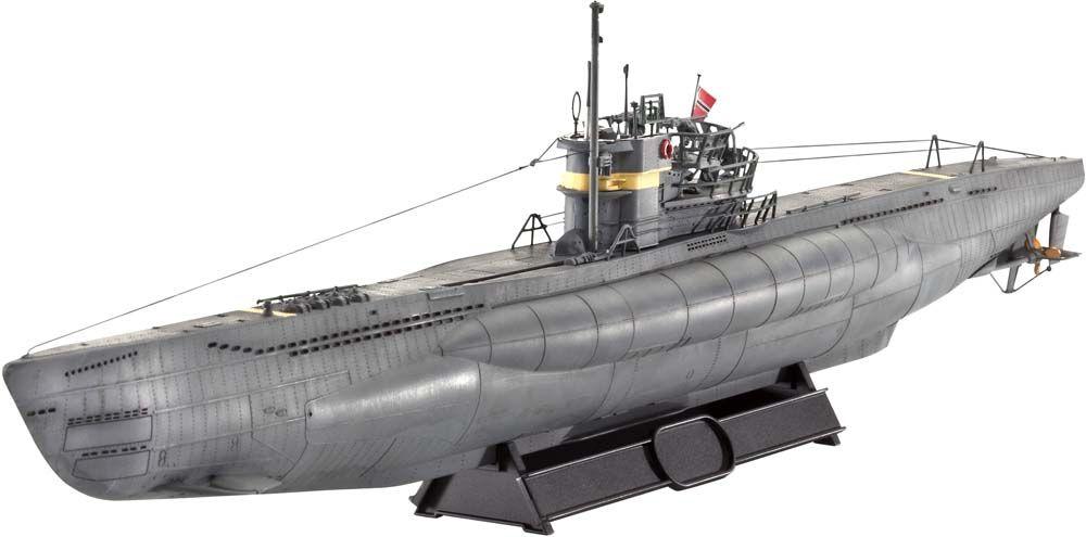 Submarine Type VII C/41 Revell