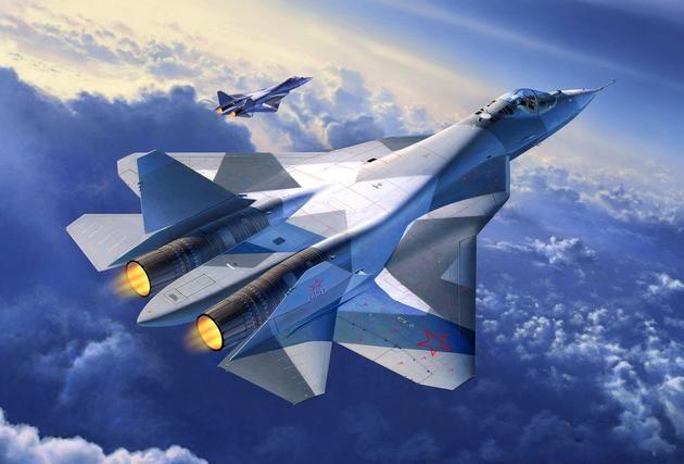 Sukhoi T-50 Revell