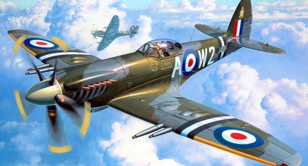 Supermarine Spitfire Mk. 22/2 Revell