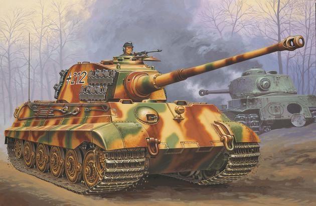 Tiger II Ausf. B Revell