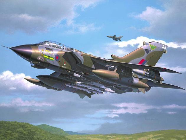 Tornado GR.1 RAF Revell