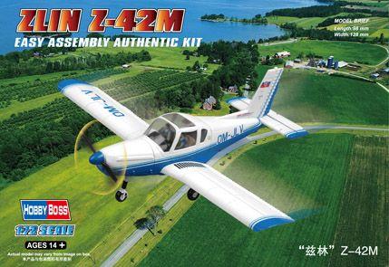 ZLIN Z-42M Hobby Boss