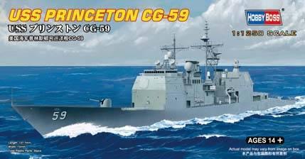 USS Princeton CG-59 Hobby Boss