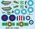 P-40B/C Hawk-81 Hobby Boss