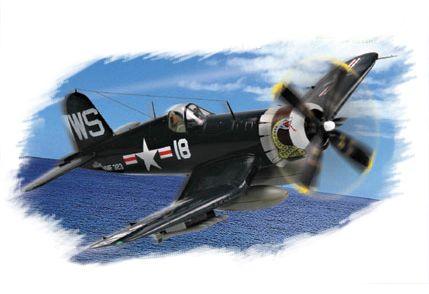 F4U-4 Corsair Hobby Boss