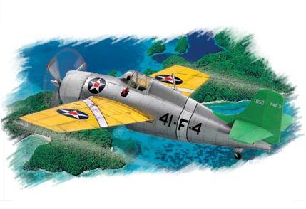 F4F-3 Wildcat Hobby Boss