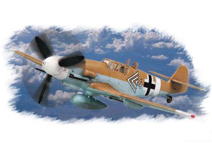 Bf109G-2/Trop Hobby Boss